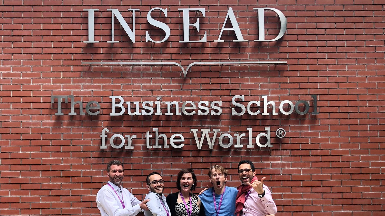 5 reasons that make INSEAD's Global Executive MBA program outstanding!