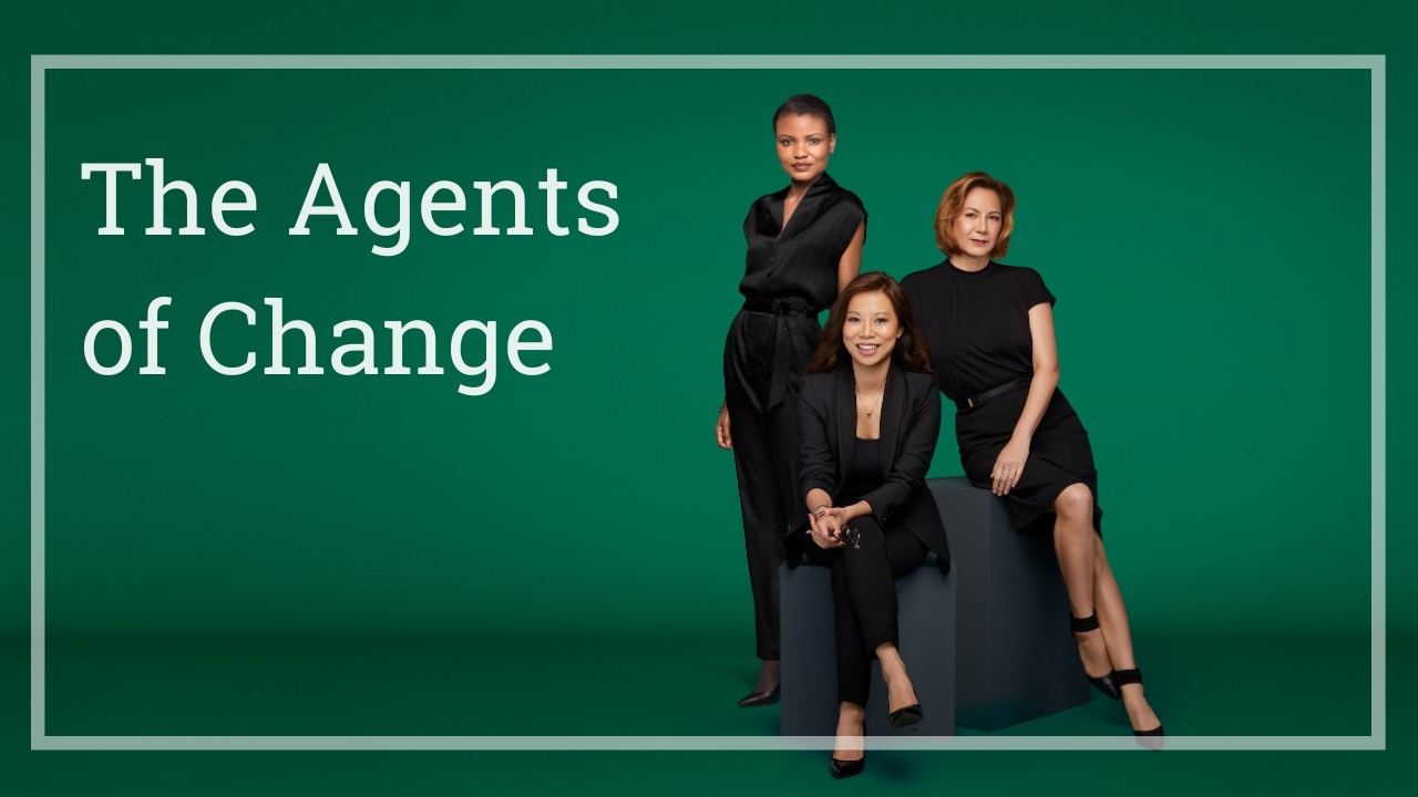 Limitless The Agents of Change