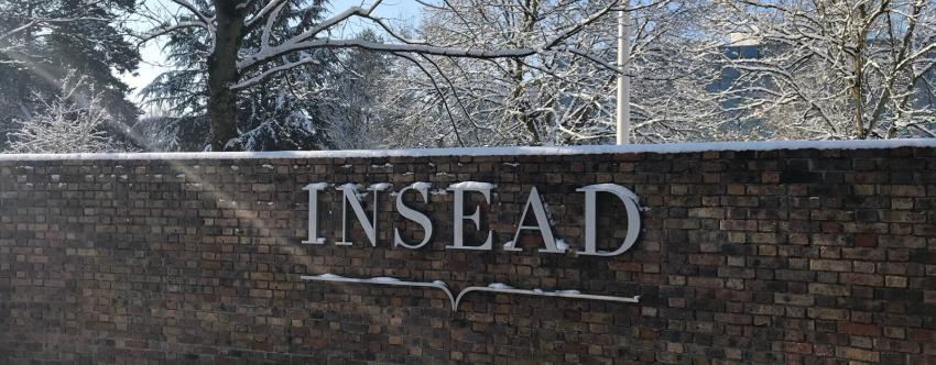 INSEAD: an ocean of opportunities